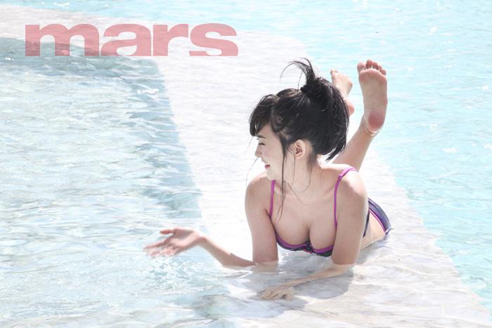 เบียร์ The Voice - Mars Magazine Number 161 March 2016