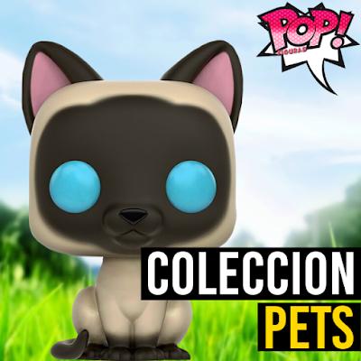 Lista de figuras funko pop de Funko POP mascotas