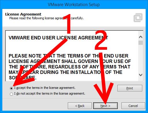 PostgreSQL Vmware Installation