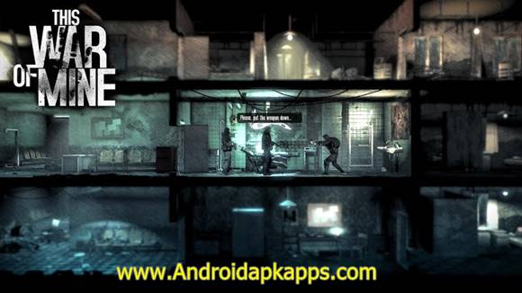 Free Download This War of Mine Apk MOD v1.3.6 Full OBB Data Latest Version Gratis 2015