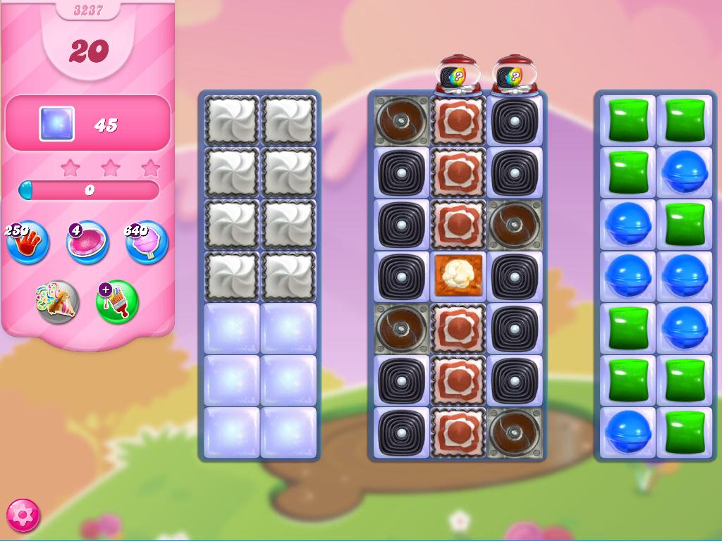 Candy Crush Saga level 3237