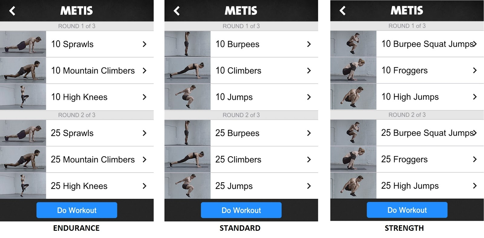 The Freeletics Experiment: Overview of the upgraded ...