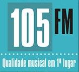 Rádio 105 FM de Mossoró ao vivo