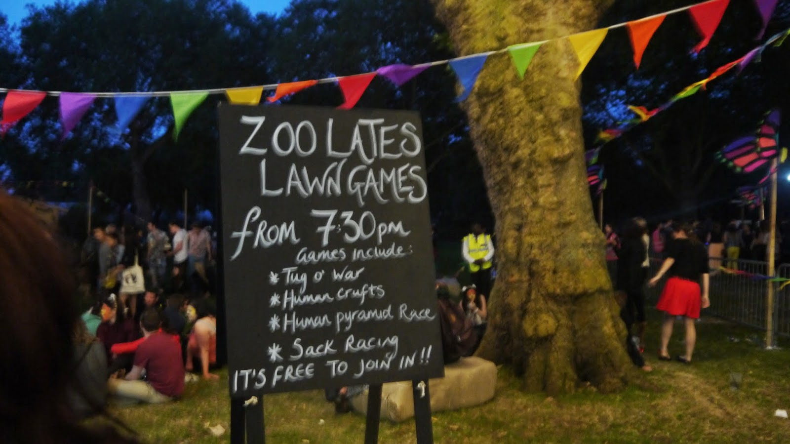 London Zoo lates
