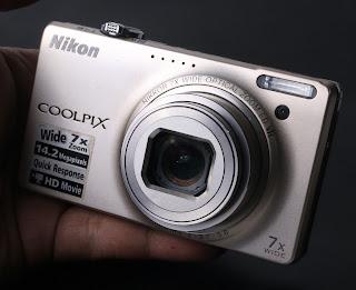 Nikon S6000 - Camdig Bekas