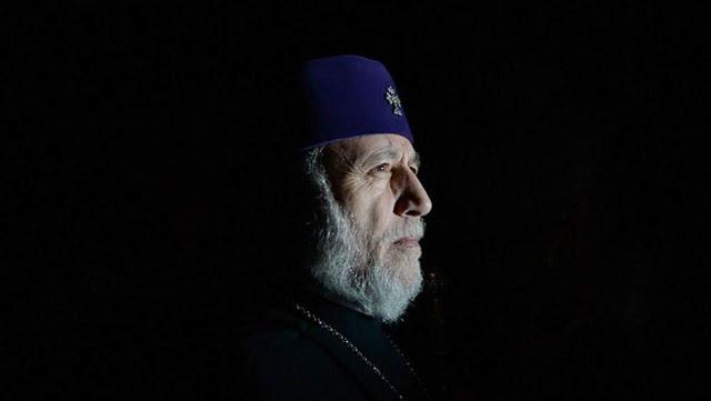 Exigen la renuncia de Catholicos en Ereván