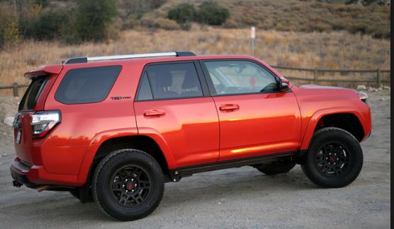 2015 Toyota 4Runner TRD Pro Review