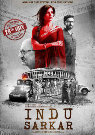 Indu Sarkar 2017 WEB-DL 900MB Full Hindi Movie Download 720p Watch Online Free bolly4u