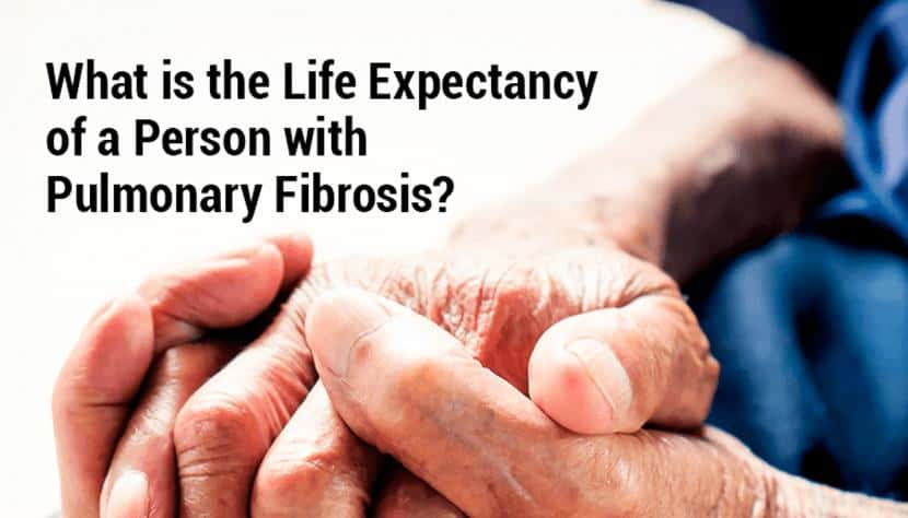 Pulmonary Fibrosis Life Expectancy