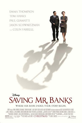 Saving Mr. Banks (2013) [SINOPSIS]