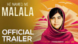 He Named Malala, Trailer
