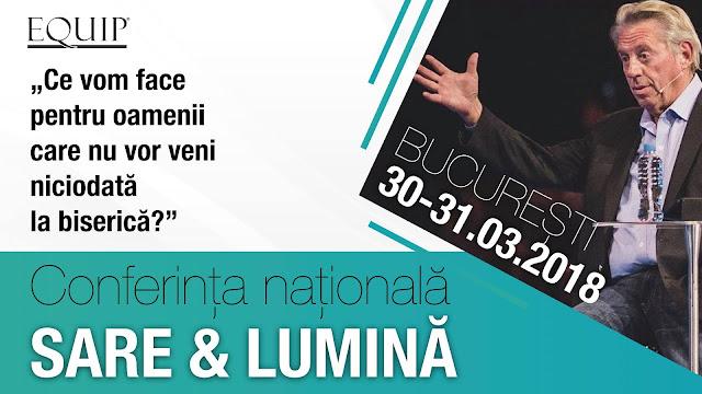 Conferința Națională Sare și Lumină