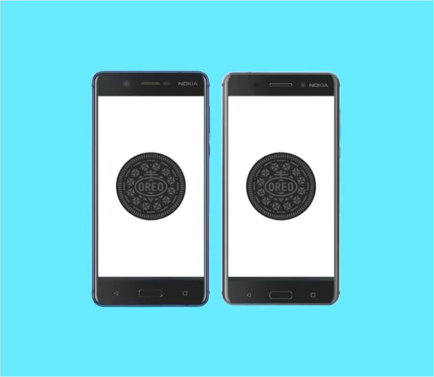 Nokia 5 and Nokia 6 start receiving stable Android 8 1 Oreo