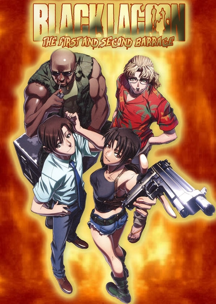 Black Lagoon 2 : The Second Barrage (2ª Temporada) – Online