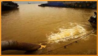 Environmental impact of wastewater