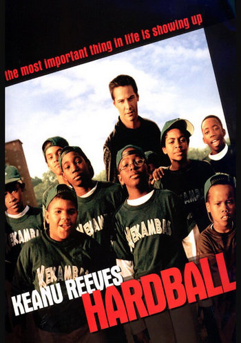Hard ball (2001) ฮาร์ดบอล ฮึดแค่ใจไม่เคยแพ้