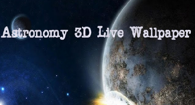 Asteroids 3d Live Wallpaper Apk Astronomy 3d Live Wallpaper Android Club4u Latest