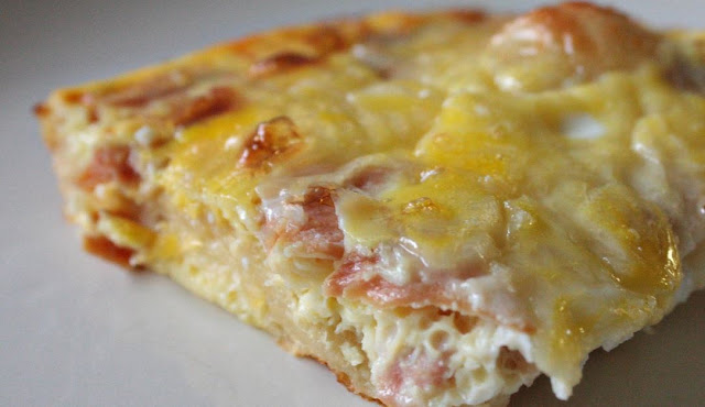 Amish Breakfast Casserole Recipe with 9 smart points