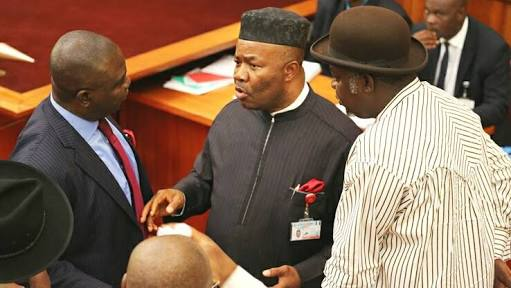 Akpabio Talks Tough: