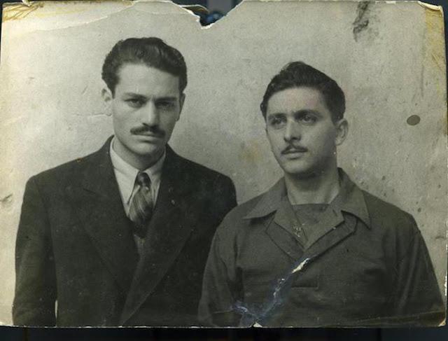 Manolis Glezos and Apostolos Santas 30 May 1941 worldwartwo.filminspector.com