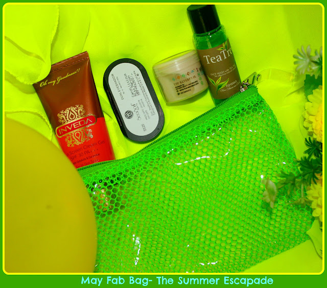 May Fab Bag Review the 'Summer Escapade'