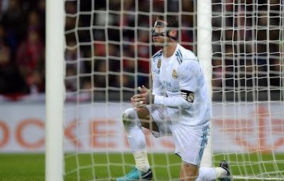 Sergio Ramos Jadi Pengoleksi Kartu Merah Terbanyak Di La Liga