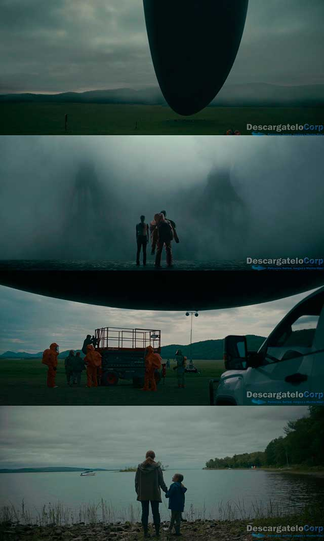 La llegada (2016) HD 720p