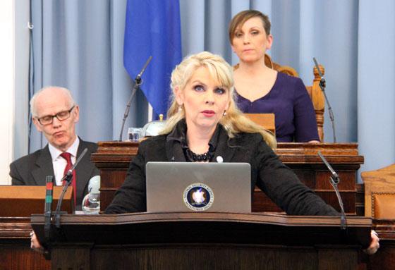 Islands piratparti kan ta makten