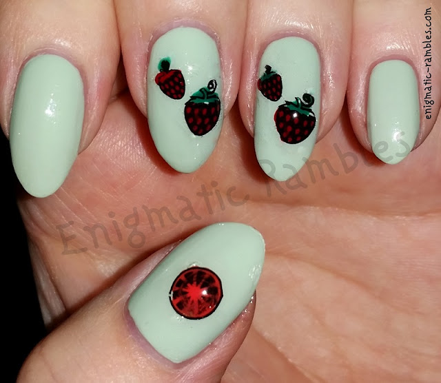 Fruit-Nails