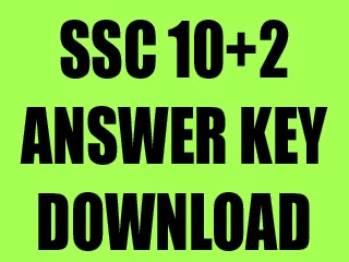 Answer-Sheet-SSC-CHSL
