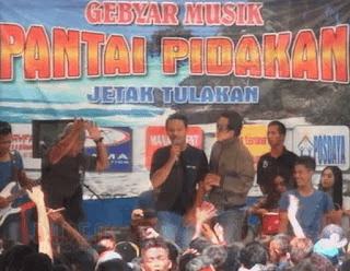 Terate Ora Gumunan - Sahid & Friend's - Duta Nada live Pantai Pidakan Pacitan 2016