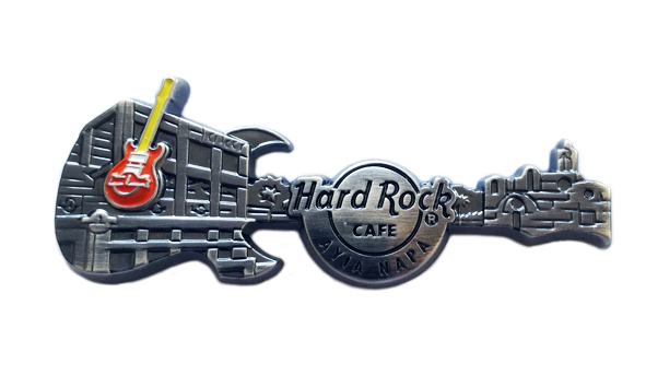 Pins Hard Rock Cafe Monte Negro