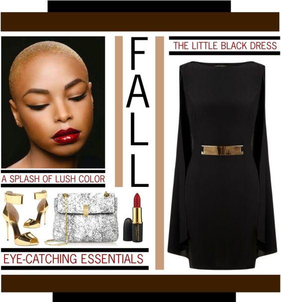 FALL 2014 - The Cape Dress www.toyastales.blogspot.com #ToyasTales