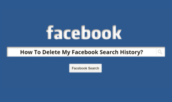 how to delete search history on linkedin