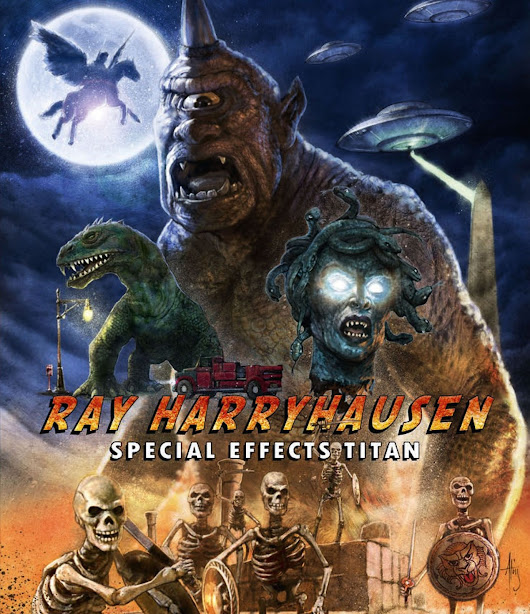 Arrow Video US to release 'Ray Harryhausen: Special Effects Titan' in June