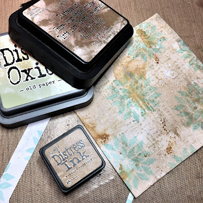 Sara Emily Barker https://sarascloset1.blogspot.com/2018/12/in-kitchen-making-cookies-and-memories.html Altered Book Using Tim Holtz Sizzix Alterations Ideaology 5