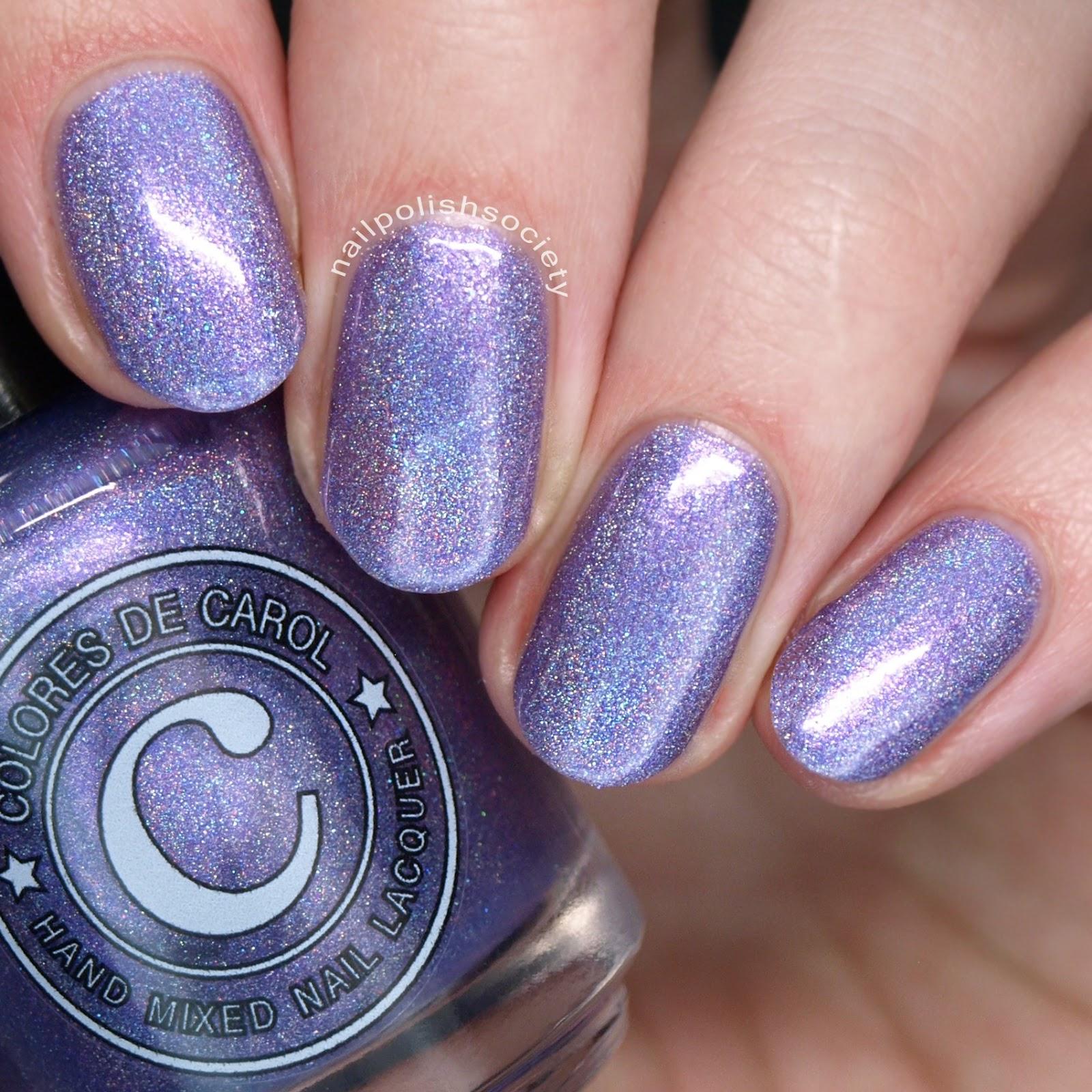 Nail Polish Society: Colores de Carol Pure Imagination Collection