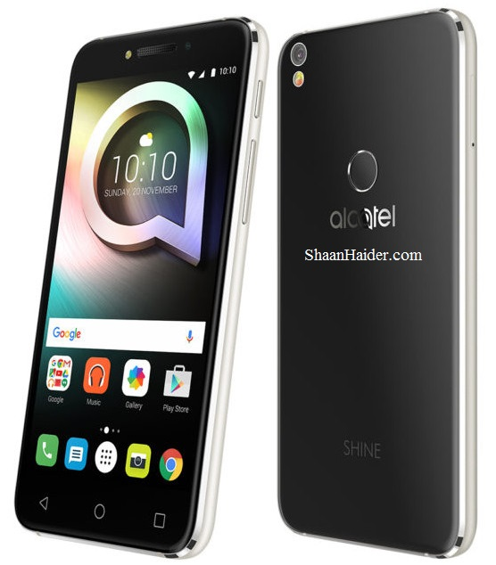 Alcatel SHINE LITE : Full Hardware Specs, Features, Price and Availability