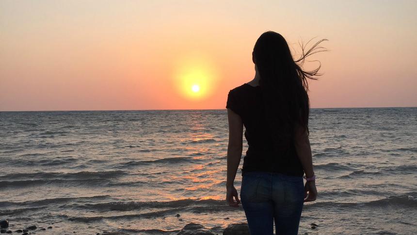 Ain Sokhna Mar Vermelho Egito nascer do sol