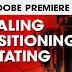 ভিডিও এর Screen কিভাবে ছোট বড় করবেন ও Scale, Position & Rotate করবেন।(টিউটরিয়াল - ৬)  Adobe Premiere Pro