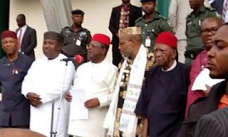 BIAFRA: Nigerian Army Vs IPOB