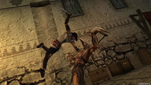 Prince of persia - The two thrones Captura 4