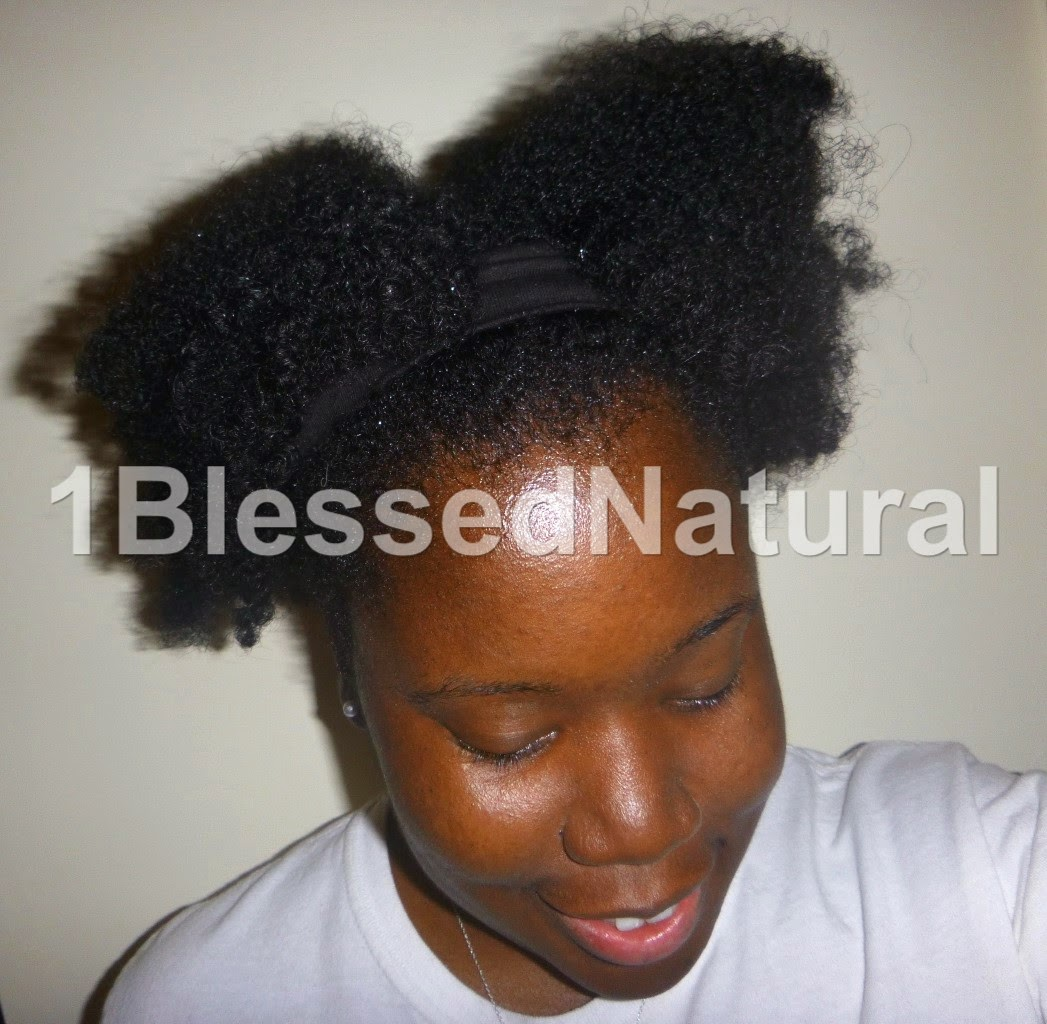 Copyright 2015 1BlessedNatural - twist out
