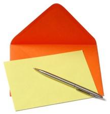 contoh surat lengkap