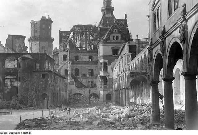 Dresden (Alemanha): destruída na Segunda Guerra Mundial e renascida das cinzas! Residenzschloss