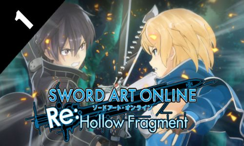 Download Sword Art Online Re Hollow Fragment Free For PC