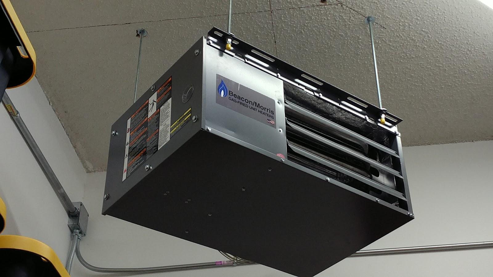 Thedougturner Part 1 Beacon Morris 45k Btu Garage Heater