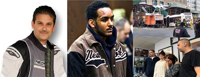 Enjuiciarán en NY sobrino de famoso modelo por muerte de chofer dominicano de autobús en 2014