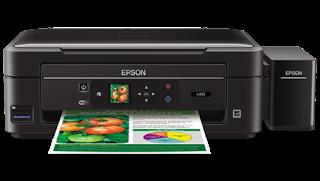 Epson EcoTank L455 driver descargar