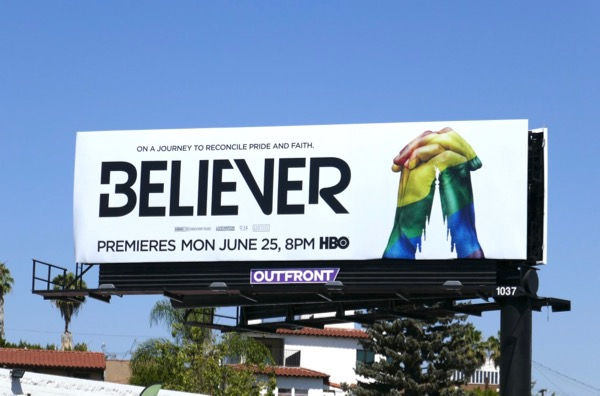 Believer billboard